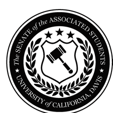 ASUCD senate seal